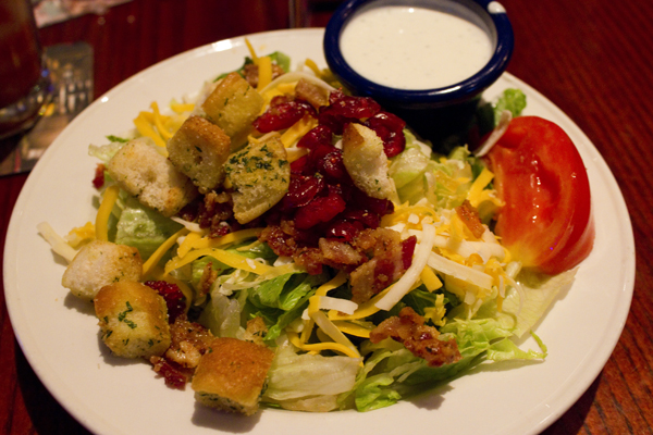 Hard Rock Salad