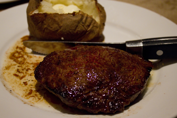 Longhorn Steakhouse Steak