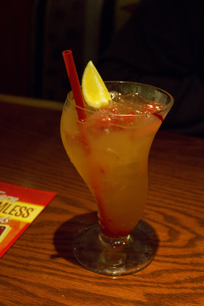 Red Robin Freckled Lemonade