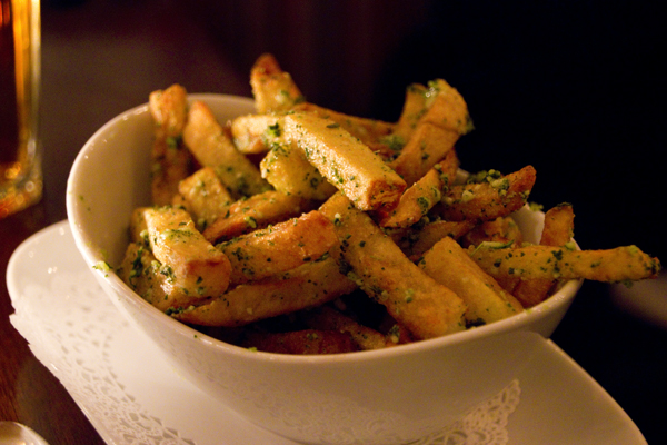 Five Napkin Fries