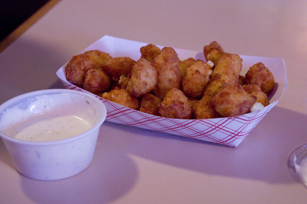 Oakcrest Tavern Cheese Curds
