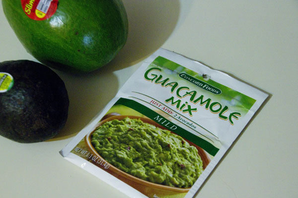 Guacamole Mix