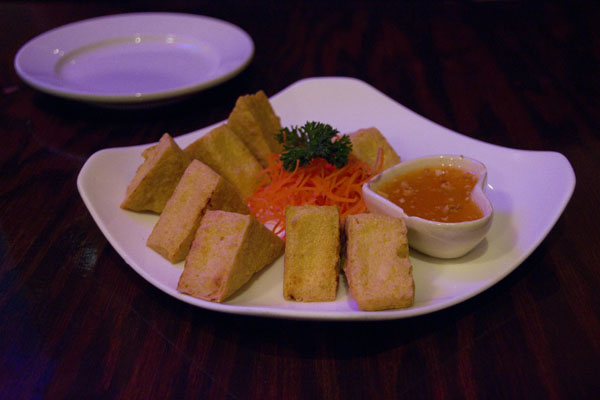 Zoba Fried Tofu