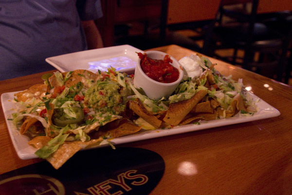 Buck and Honey's Nachos