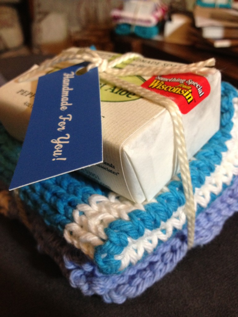 Dish Cloth Gift