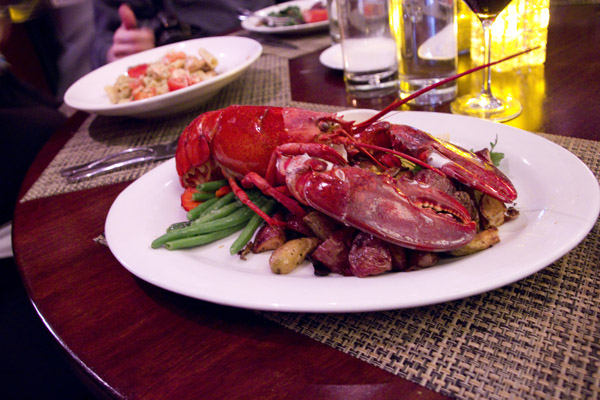 McCormick and Schmick's Lobster