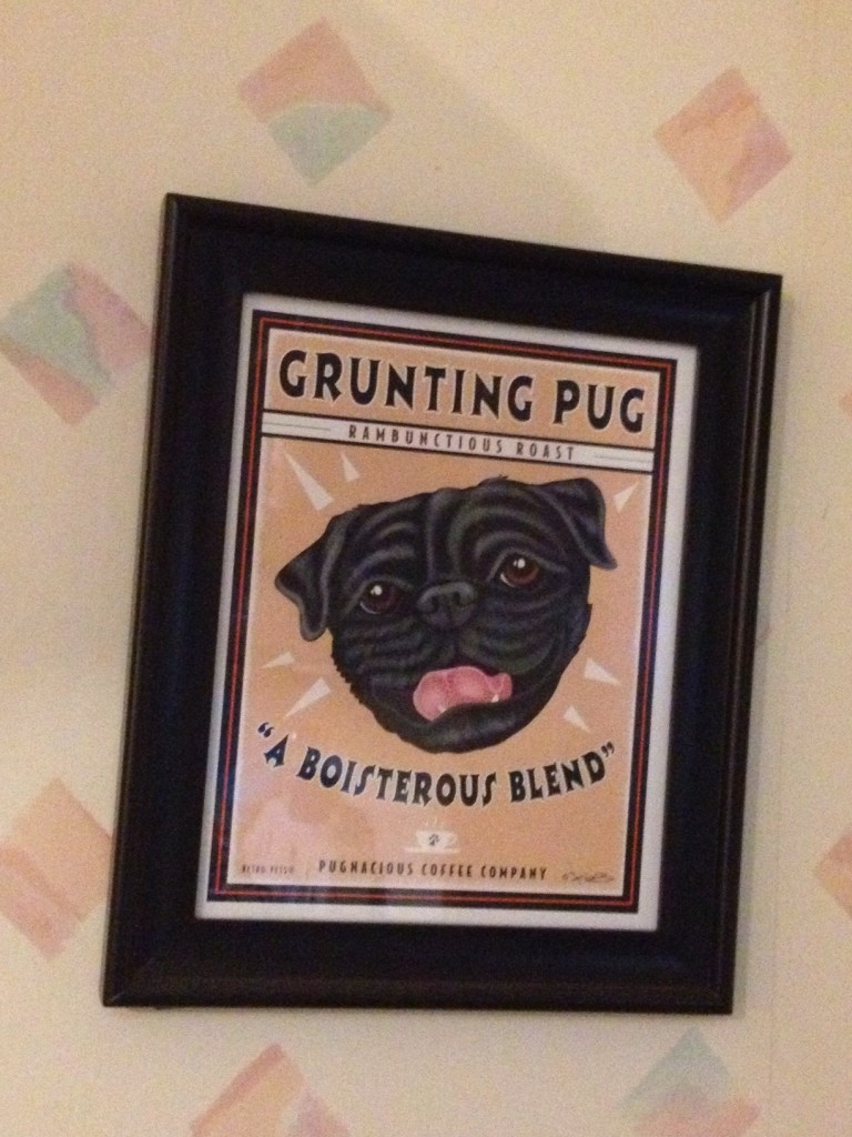 Pug Print
