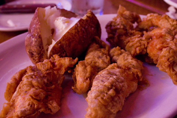 Texas Roadhouse Chicken Critters
