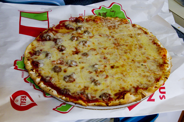 Bucks Pizza