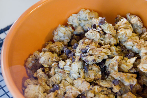 Cookie Granola